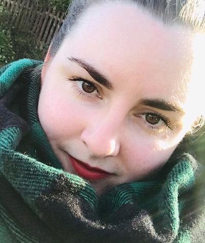 Natasha Oakley - Customer Support Executive